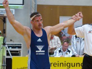 Deutscher Meister - Michael Kaufmehl