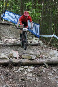 Moritz Milatz auf steinigen Wegen