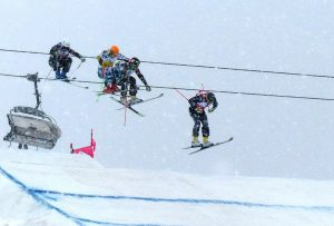 Skicross_jump