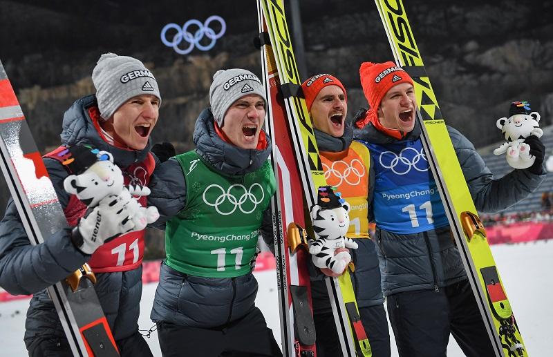 medaillen olympia 2018